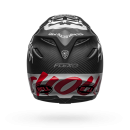 Moto-9 Flex Carbon Fasthouse WRWF Matte/Gloss Black/White/Red