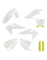 Acerbis Plastik Full Kit Husqvarna 2019- OEM / 6tlg.
