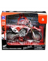 HRC Honda Factory Cole Seely (14) 1:12