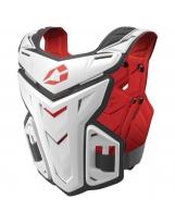 EVS F1 Brustpanzer weiß