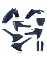 Acerbis Plastik Full Kit Husqvarna Tc 65 2017-20  Blau / 6tlg.