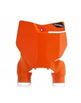 Acerbis Startnummerntafel Raptor KTM / Husqvarna orange-orange