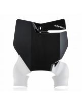 Acerbis Startnummerntafel Raptor KTM / Husqvarna schwarz-weiß