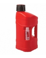 Polisport Benzin Kanister Prooctane Schlauch 10L rot