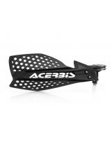 Acerbis Handprotektoren KIT X-Ultimate inkl. Anbaukit schwarz-weiß