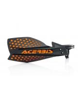 Acerbis Handprotektoren KIT X-Ultimate inkl. Anbaukit schwarz-orange