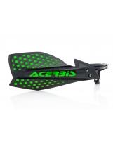 Acerbis Handprotektoren KIT X-Ultimate inkl. Anbaukit schwarz-grün