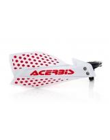 Acerbis Handprotektoren KIT X-Ultimate inkl. Anbaukit weiß-rot