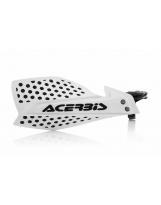 Acerbis Handprotektoren KIT X-Ultimate inkl. Anbaukit weiß-schwarz