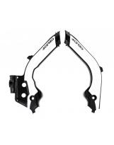 Acerbis Rahmenschutz X-Grip Husqvarna schwarz-weiß