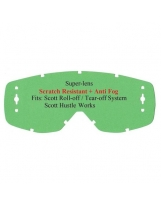 E-Glas Scott Hustle/Tyrant WORKS  kratzf. klar Polywel