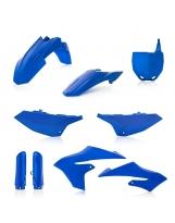 Acerbis Plastik Full Kit Yamaha Yz65 blau / 6tlg