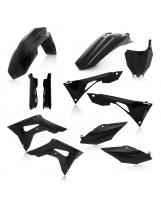 Acerbis Plastik Full Kit Honda schwarz / 7tlg.