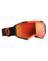 Scott Fury MX / MTB Brille orange/schwarz/orange chrom works