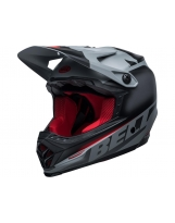 BELL Moto-9 Youth Mips Helm Glory Black/Gray/Crimson
