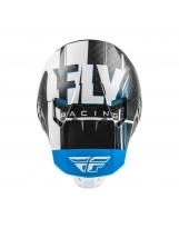 Fly Racing  Formula Vector blau-weiß-schwarz