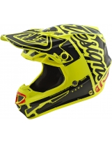 TLD SE4 Kinder HELM (PA) FACTORY YELLOW mit MIPS