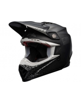 Moto-9 Carbon Flex Slayco Matte/Gloss Gray/Black
