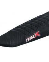 CrossX Sitzbankbezug KTM SX/SXF  2-Farbig m. Streifen