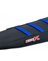 CrossX Sitzbezug Sitzbezug 2 Farbig mit Streifen TC/FC