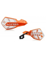 Acerbis Handprotektoren Orange X-Future Kit inkl. Anbaukit
