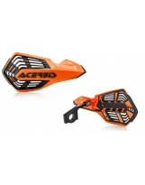 Acerbis Handprotektoren 3 versch.  Orange X-Future Kit inkl. Anbaukit