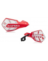 Acerbis Handprotektoren 3 versch. Rot  X-Future Kit inkl. Anbaukit