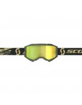 Scott Fury MX / MTB Brille SCOTT Fury camo kaki / yellow chrome works