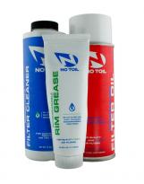 No Toil Luftfilterreiniger Set (Luftfilterspray & Luftfilterreiniger & Luftfilterfett)