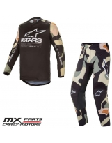 Alpinestars Racer Tactical Camo Mx Combo