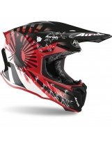 Airoh Twist 2,0  Red Gloss Katana
