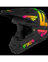 FXR Legion MX Gear Kinder Motocross Helm