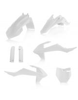 Acerbis Plastik Full Kit KTM/GASGAS  weiß / 5tlg.