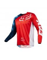 Fox 180 Mastar Jersey-Red